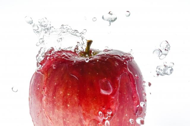 りんごのカロリーは高い?糖分は?りんごは太る?