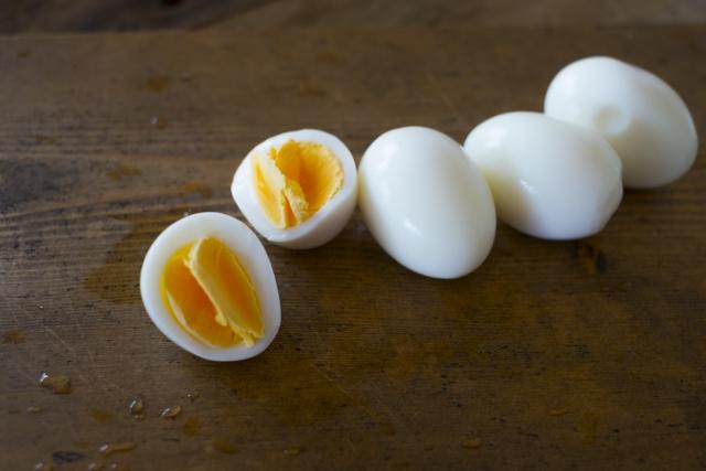 ゆで卵は低カロリー!ゆで卵ダイエットがおすすめ!