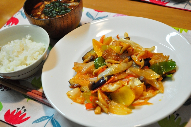 美味しい味噌味の野菜炒め作りたい!注意点とレシピのご紹介