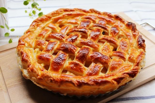 電子レンジで作る!簡単おいしい手作りパイのアイデアレシピ