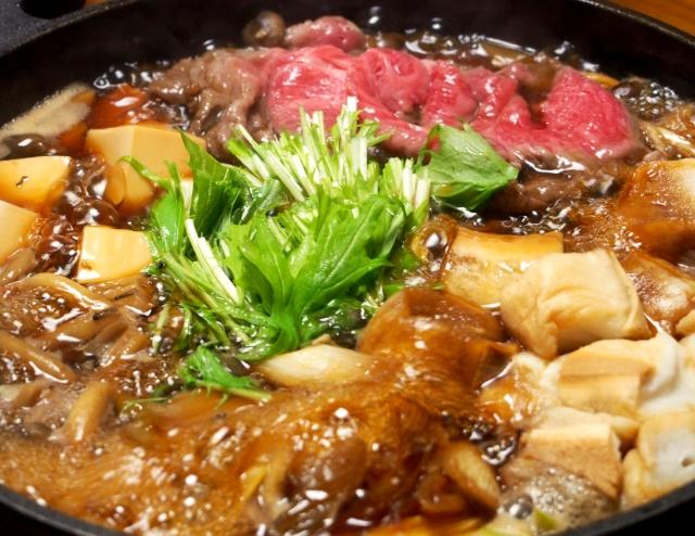 文明開化の味?牛鍋のレシピ!醤油味も味噌味も簡単に!