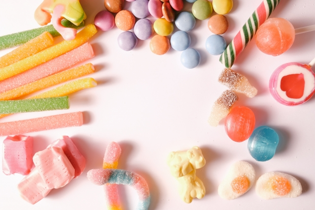 ダイエットが辛くなった時に食べていいお菓子とそのカロリー
