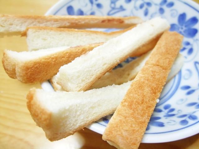 パンの耳の上手な活用法!気になるカロリーはどのくらい!?