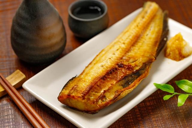 電子レンジで使える鍋で気軽に焼き魚を作ってみよう!