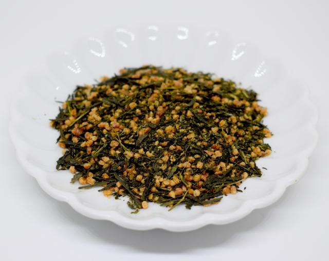 玄米茶は体にいい効能がたっぷり!血圧を下げるって本当?