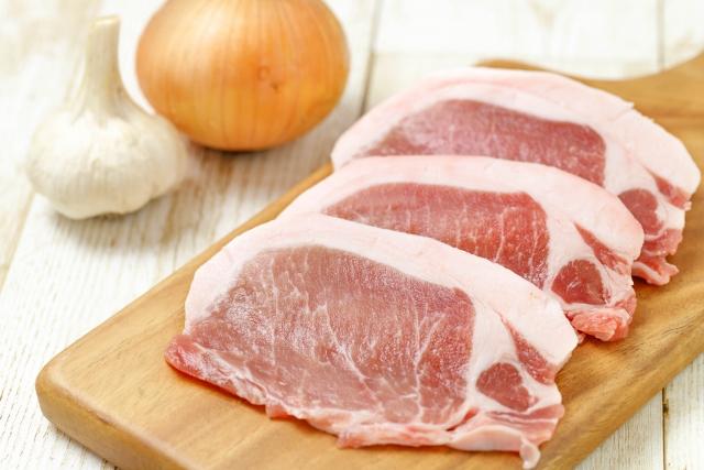 カロリーと脂肪の量がうまく絡む豚肉と部位の深い関係