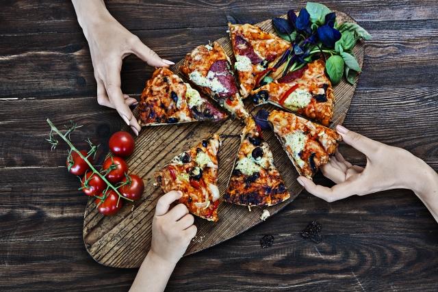 1000キロカロリーの一食は多い?摂ったら動いてしっかり消費