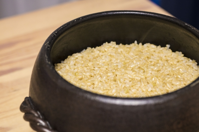 玄米のびっくり炊きとは?圧力鍋を使ってもうまく炊けるの?