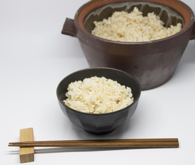 玄米半合のカロリーは?美味しい玄米ご飯のメニューをご紹介