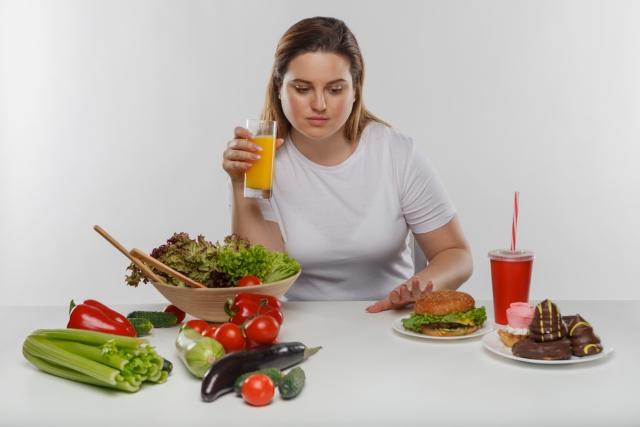 毎日の食生活改善でしっかり栄養摂取して上手にダイエット