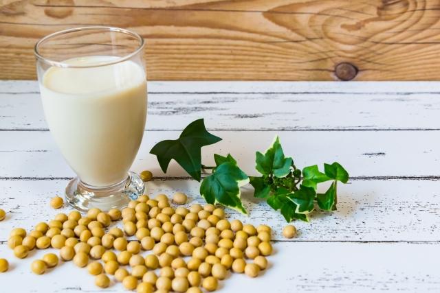 女性の体調改善に豆乳!イソフラボンで女性パワーをアップ!