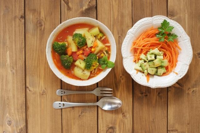 食事改善の方法と、味方になる栄養別レシピや料理のアイデア