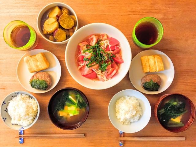 食事改善をして健康に!おすすめの方法と様々な仕方