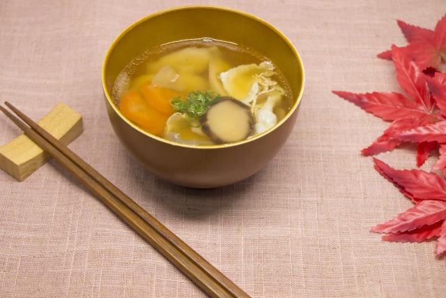 味噌汁の具材におすすめの美味しい秋の食材教えます!