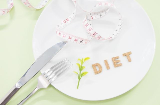食事改善で美容にも健康にも効果的なダイエットにチャレンジ