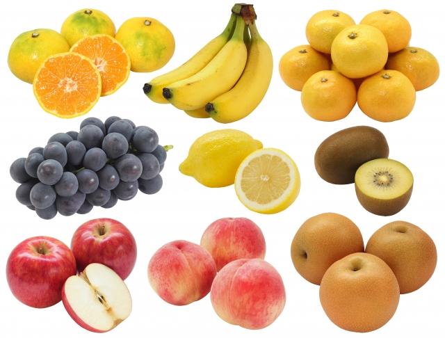 1日1個まで!カロリーが高い果物は生で食べるのが一番