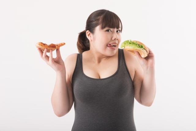 カロリー摂りすぎが太るのはなぜ?太る仕組みの改善方法とは