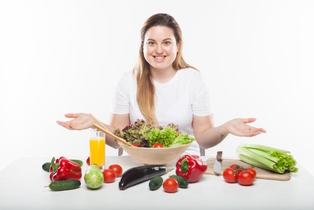 食事改善で健康な体になろう!その効果と実行すべき期間とは